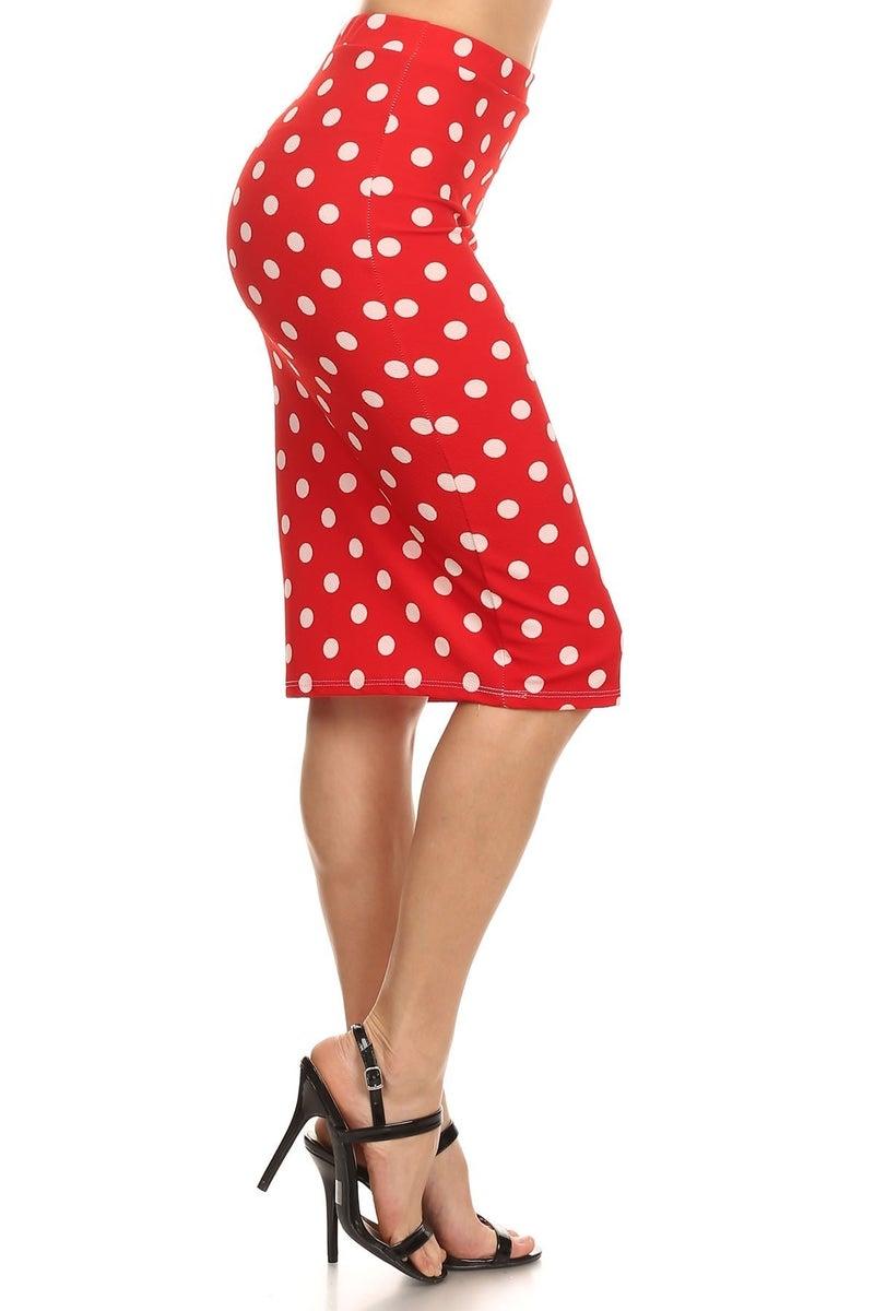 Skirt ~ Dottie ~ Multiple Colors