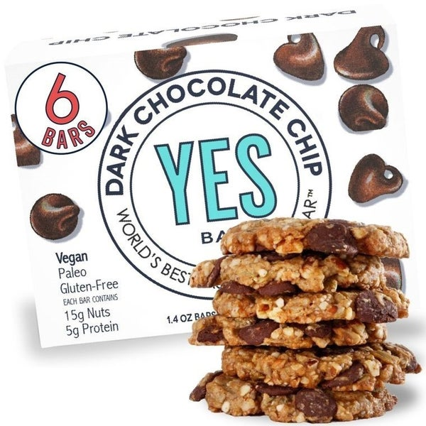 World's Best Tasting Snack Bars by YES Bar