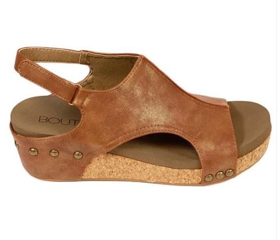 Volta Wedge Sandals