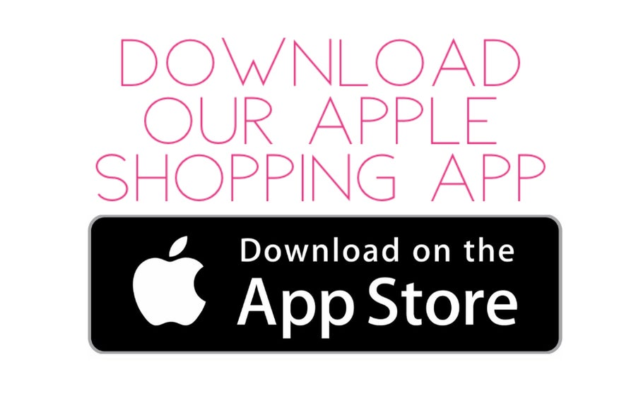 Download our Apple Shopping App
