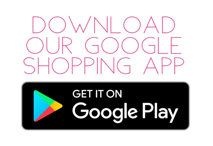 Download our Google Shopping App