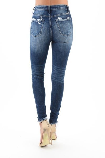 KanCan Gemma High Rise Skinny Jean
