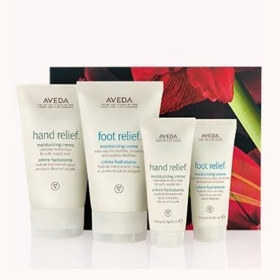 Aveda Hand & Foot Relief Moisturizing Cremes