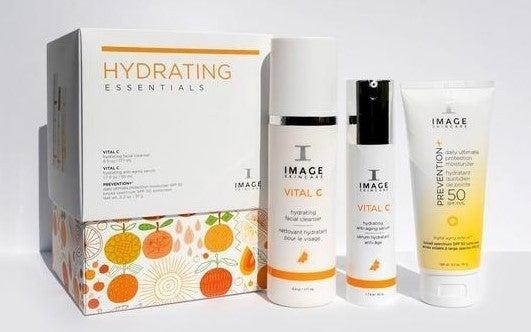 Image Hydrating Essentials Holiday Set