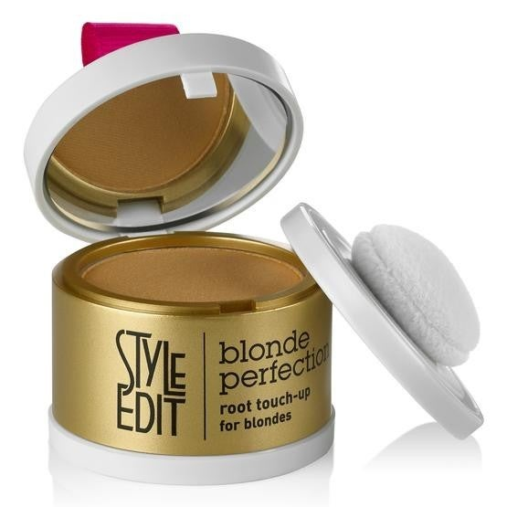 Medium Blonde Root Touch Up Powder
