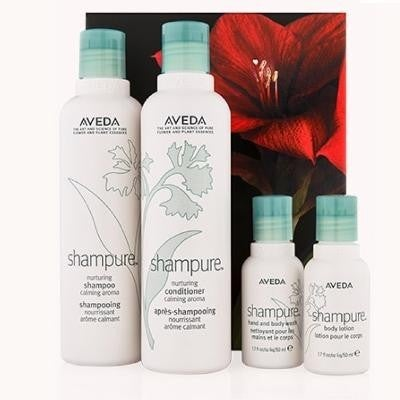 Shampure Nurturing Hair & Body Care