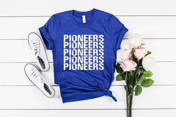 Pioneers,Pioneers