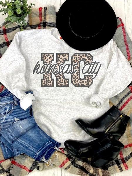 Leopard KC Sweatshirt