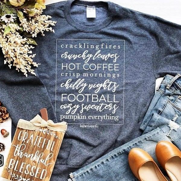 All Things Fall Sweatshirt