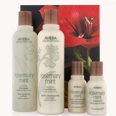 Rosemary Mint Invigorating Hair & Body Care