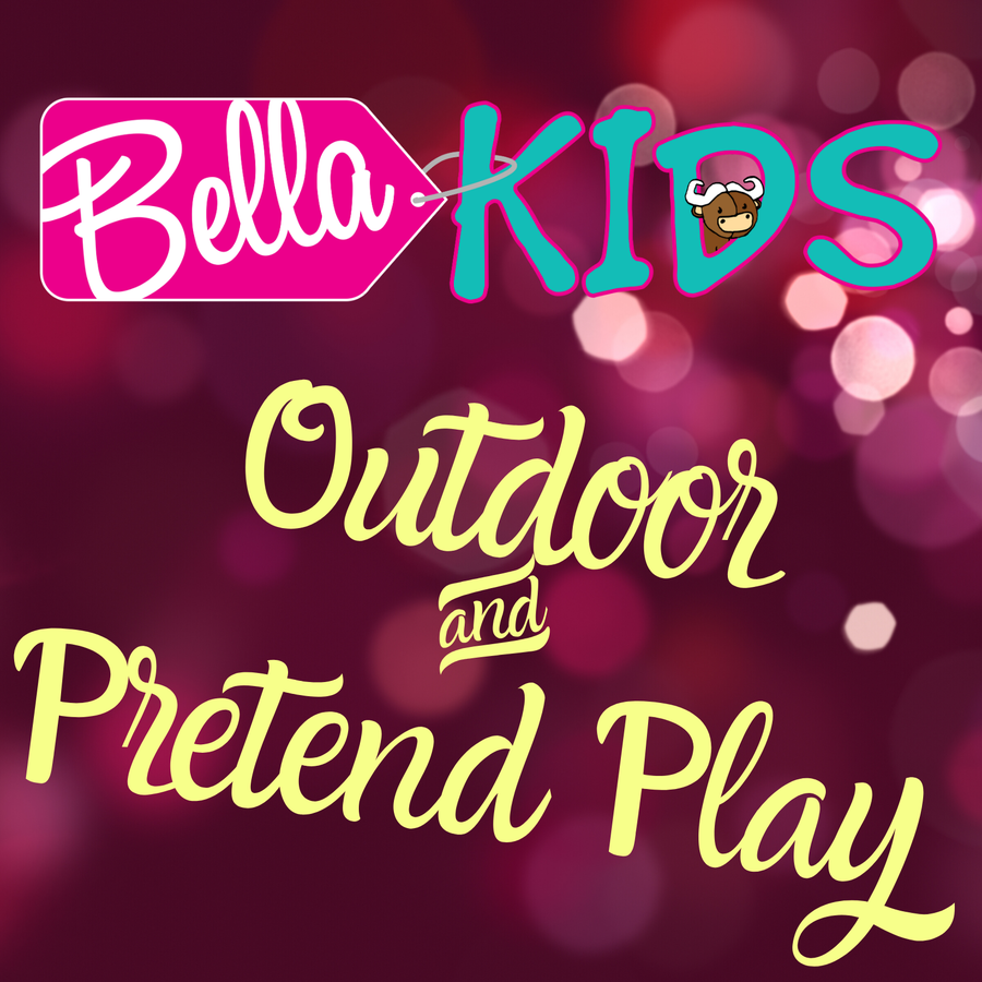 OUTDOOR & PRETEND PLAY
