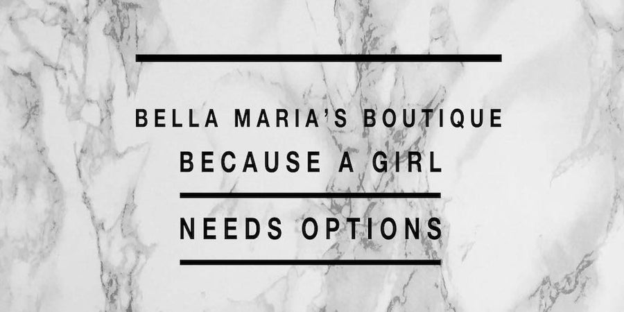 Bella Maria's Boutique