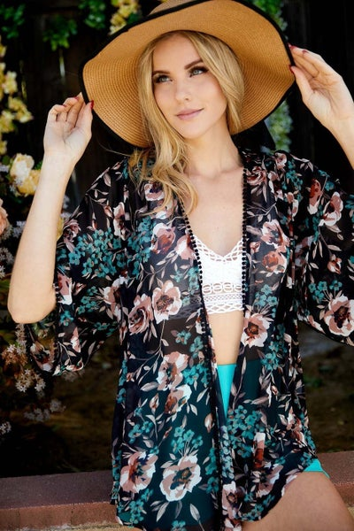 Summer Lovin' Kimono