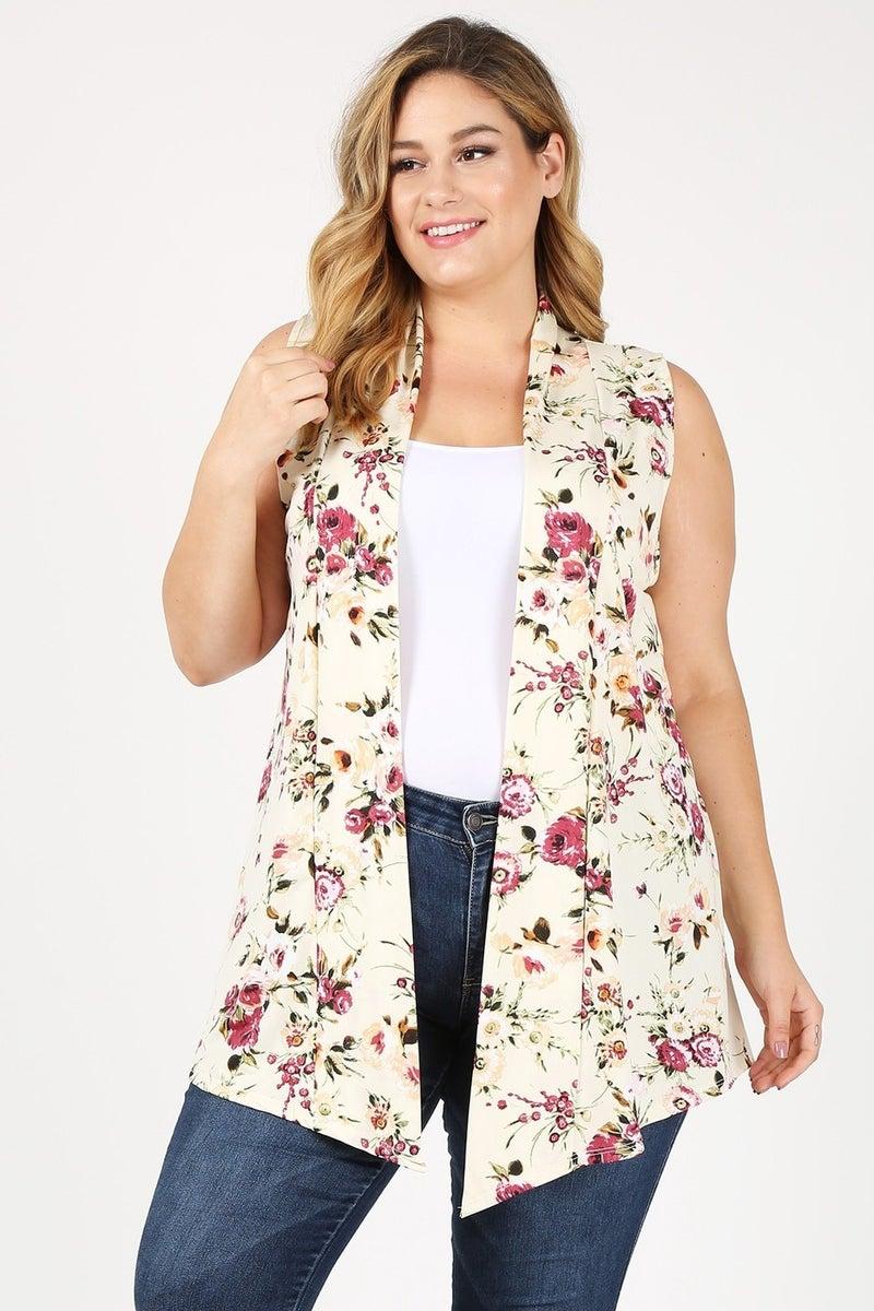 Annabelle Vest *Final Sale*