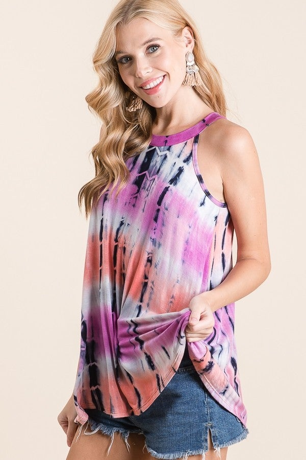 Gotta Have It Tie Dye Tank