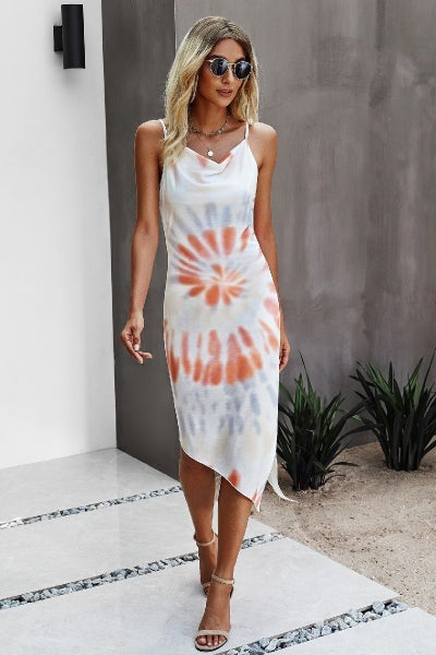 Splash of Summer Dress *Final Sale*