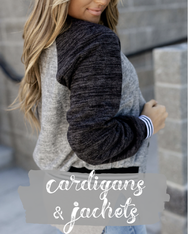 Shop Cardigans and Jackets