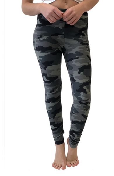 Camo Stretch Leggings