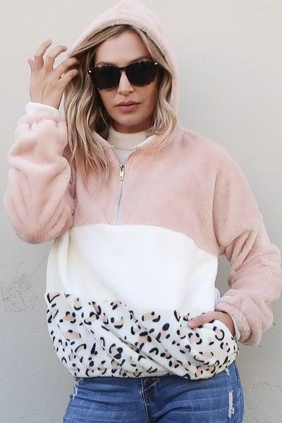 Cozy Cougar Pullover