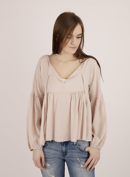 Making Me Blush Top *Final Sale*