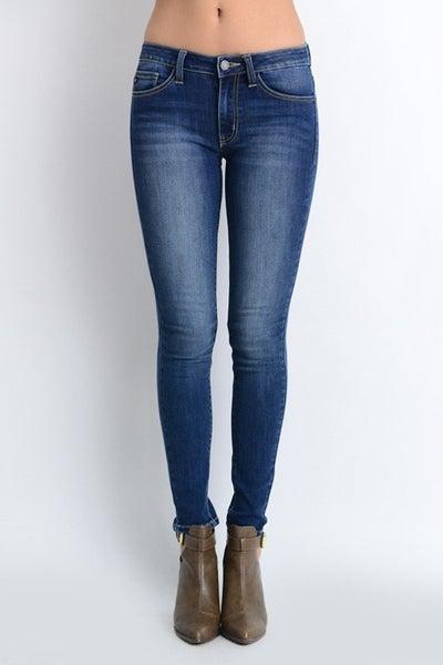Delia Regular Waist KanCan Jeans