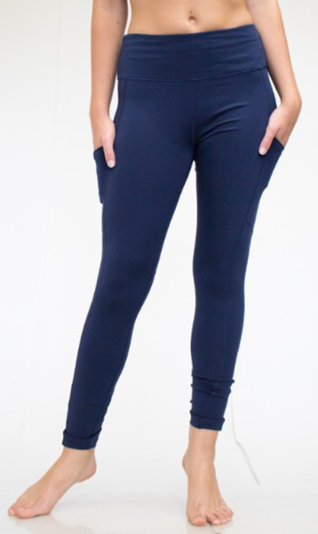 High Performance Legging with pockets