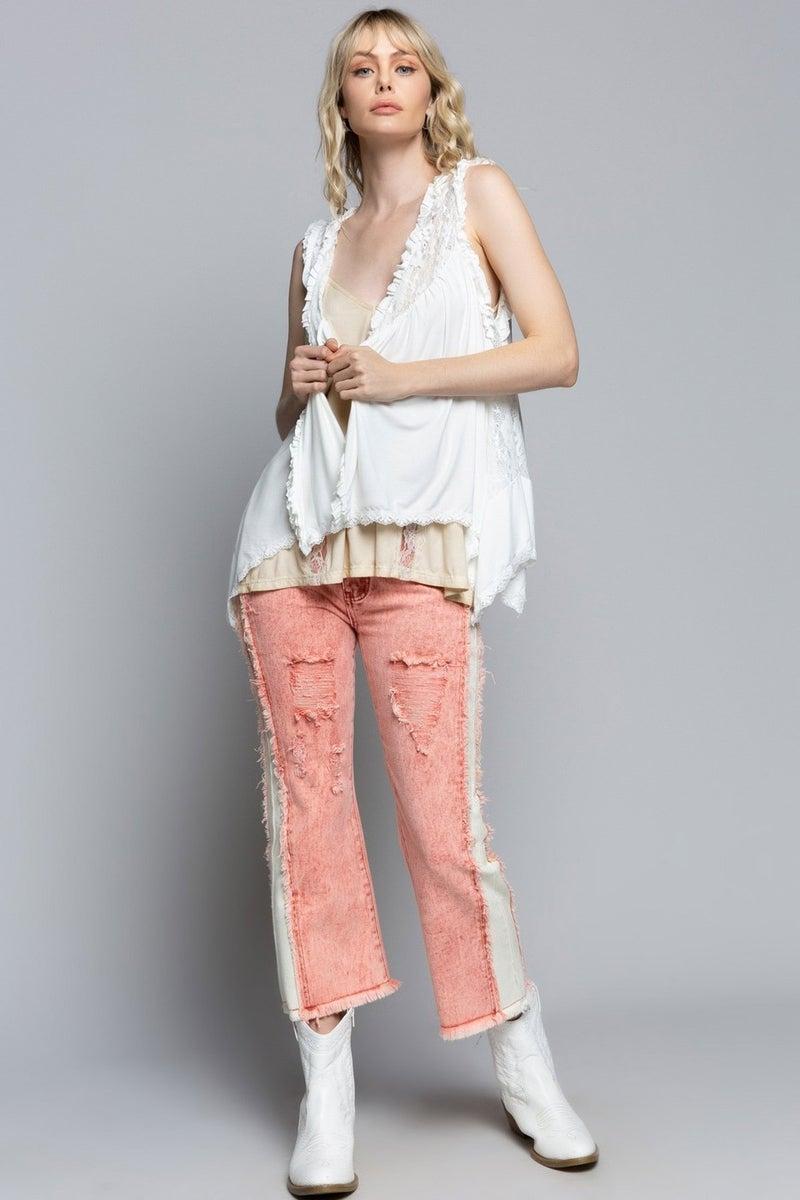 Dainty Girl Vest *Final Sale*