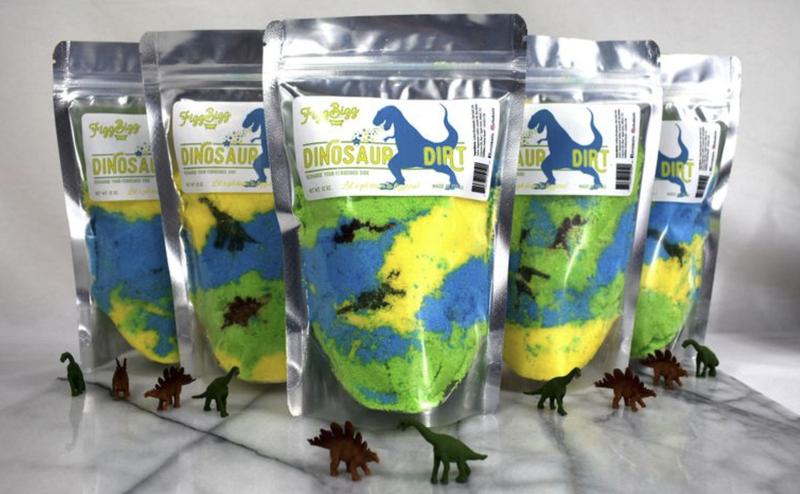 Dinosaur Dirt