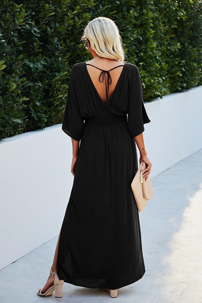 So Chic Maxi Dress