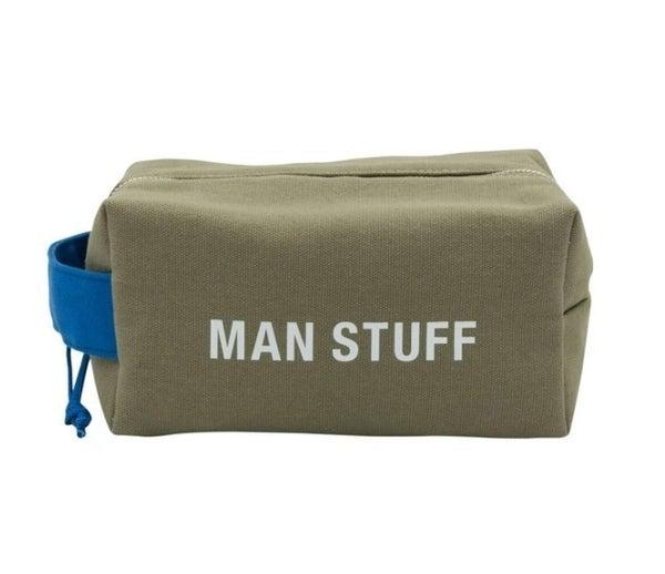 Man Stuff Dopp Bag