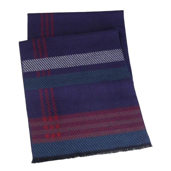 Noble Reversible Scarf Navy/Red