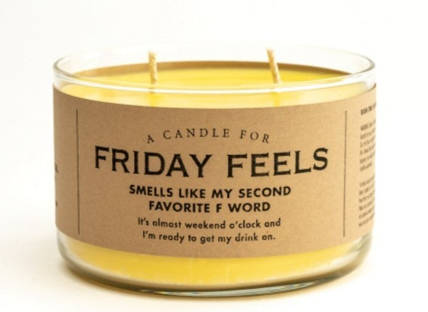 Friday Feels - Candle