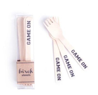 Eat Drink Host - Game On Birch Forks