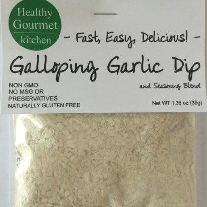Galloping Garlic Horseradish Dip Mix