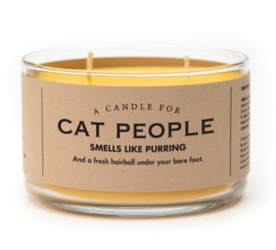 Cat People - Candle