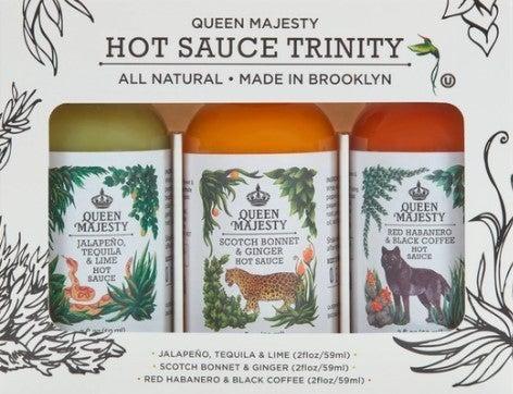 Hot Sauce Trinity