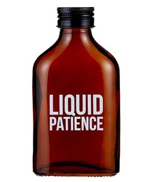 Amber Flask - Liquid Patience