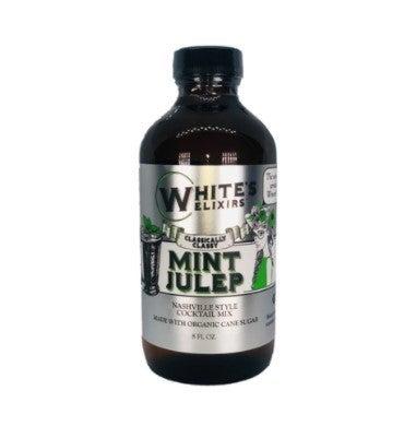 White's Elixirs Mint Julep Cocktail Mix