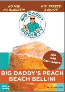 Big Daddy's Peach Beach Bellini