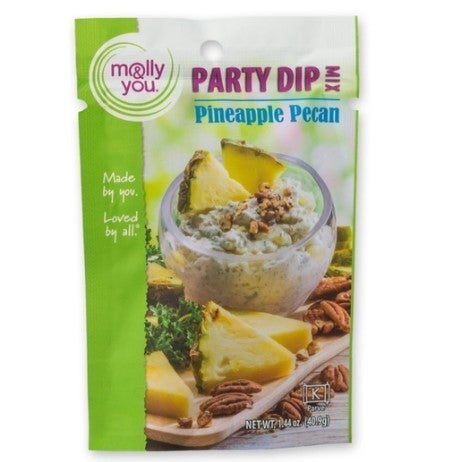 Pineapple Pecan Dip Mix