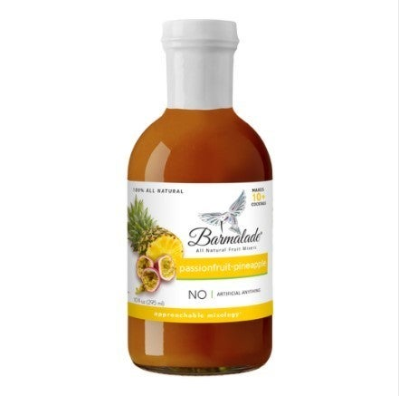 Passionfruit-Pineapple Barmalade-All Natural Fruit Mix-10oz