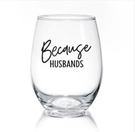 Because Husbands