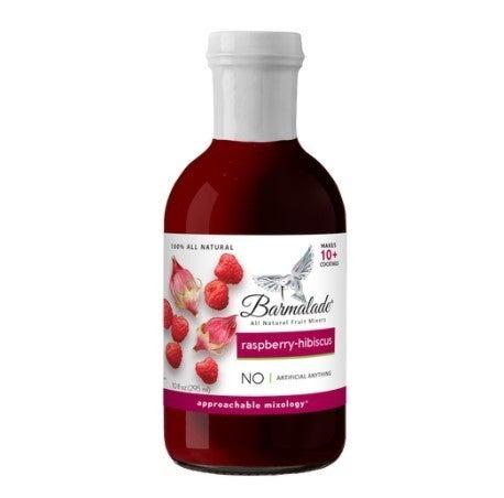 Raspberry-Hibiscus Barmalade - All Natural Fruit Mixer-10oz
