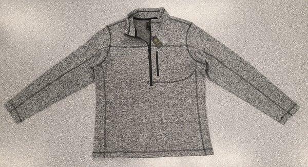 Half Zip Fleece Sweater