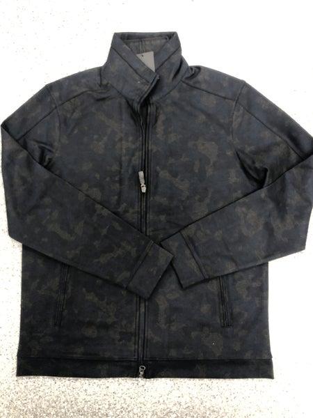 Nicoby Camo Knit Jacket