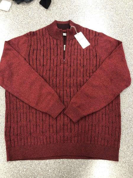 Tommy Bahama 1/4 Zip Sweater BT