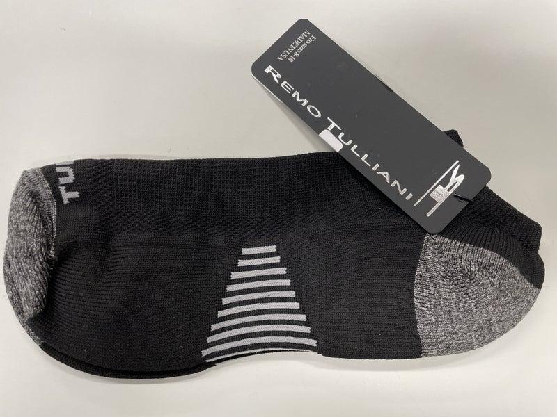 Remo Tulliani Socks-Black