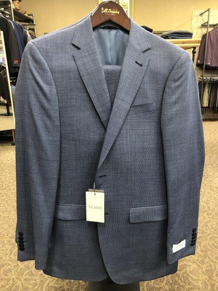 S Cohen Suit-Lite Blue