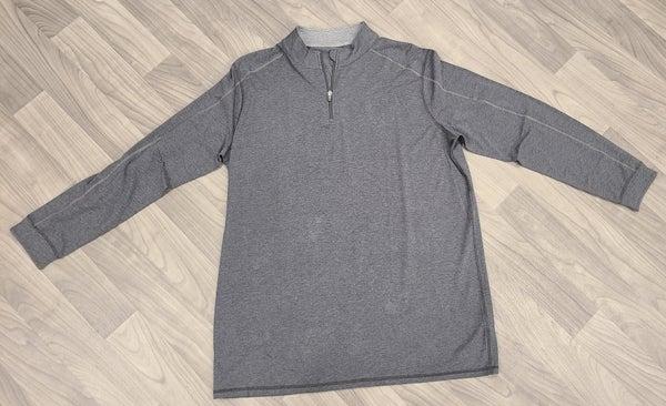 Tasc Carrollton 1/4 Zip-Grey-BT