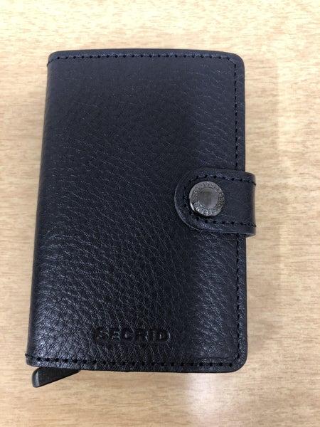Secrid Mini Wallet - Navy-Silver